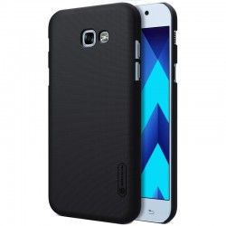Husa Samsung Galaxy A7 2017 A720 Nillkin Frosted Black