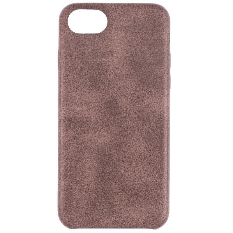 Husa Apple iPhone 6, 6s Luxury Leather - Brown