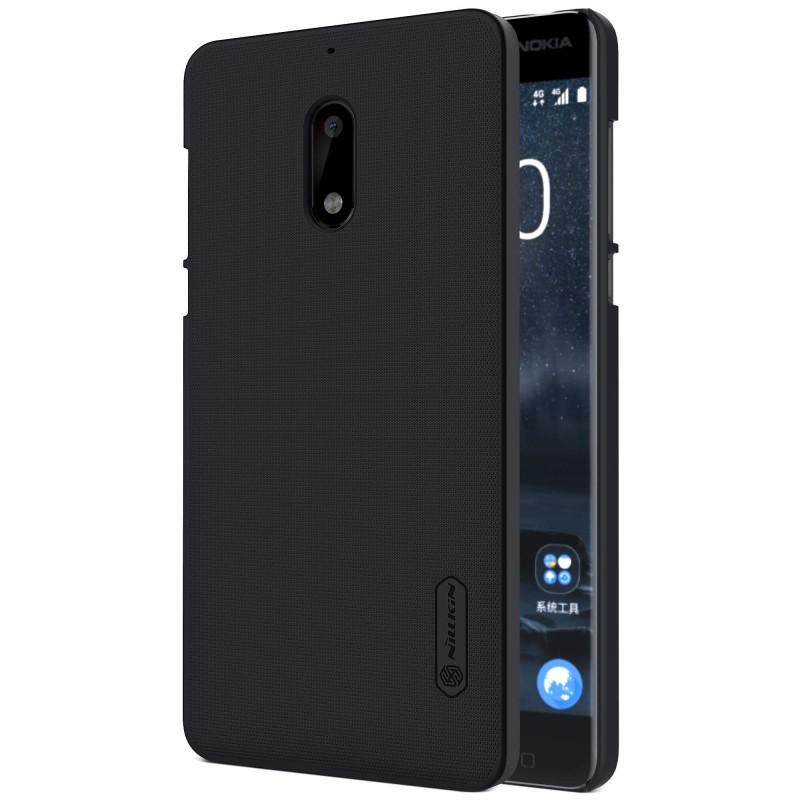 Husa Nokia 6 Nillkin Frosted Negru