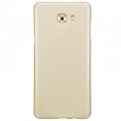 Husa Samsung Galaxy C9, C9 Pro Nillkin Frosted Gold