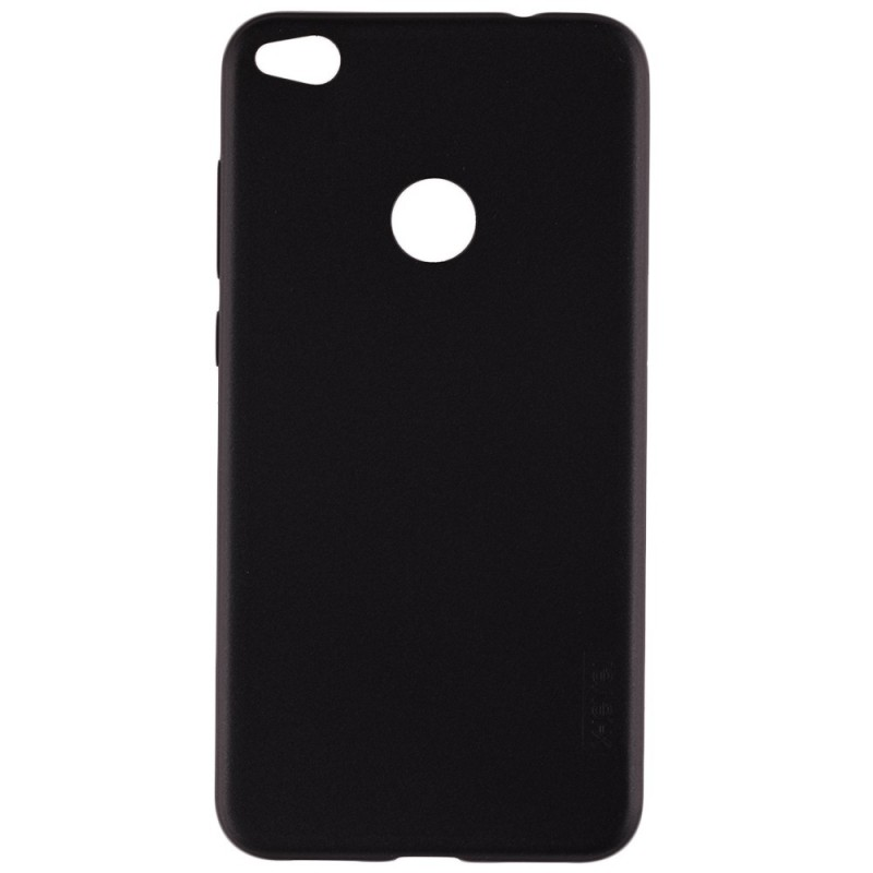 Husa Huawei P9 Lite 2017, P8 Lite 2017 Lite X-Level Guardian Full Back Cover - Black