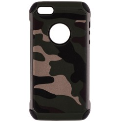Husa Apple Iphone SE, 5,5s NX Camo - Green