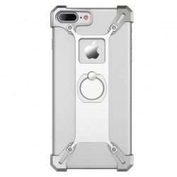 Husa Iphone 7 Plus Nillkin Barde Metal Series - Silver
