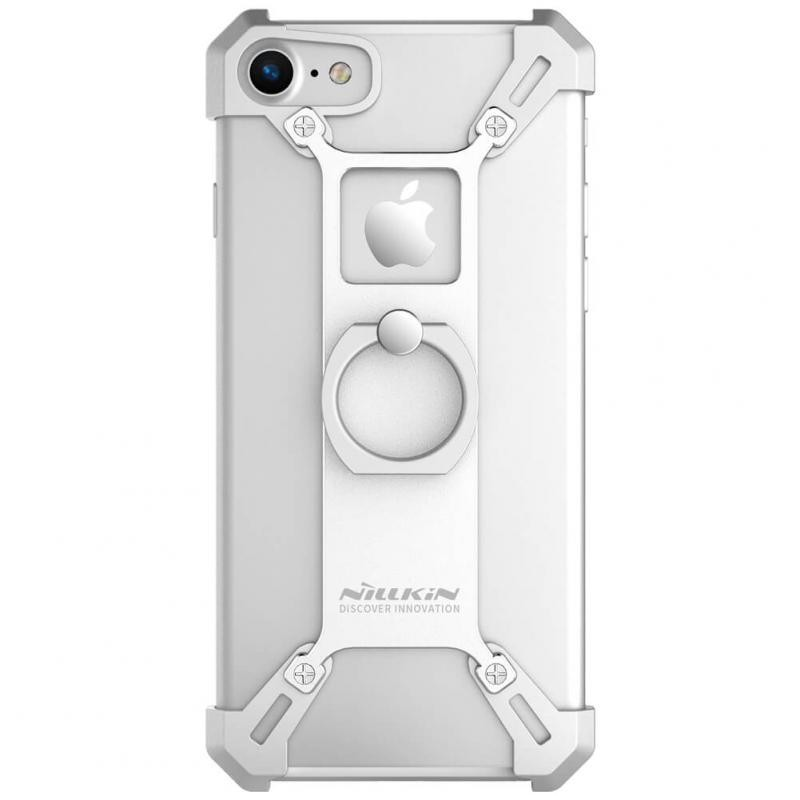 Husa Iphone 7 Nillkin Barde Metal Series - Silver