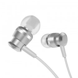 Casti In-Ear Cu Microfon Joyroom EL122 Metal Music - Silver
