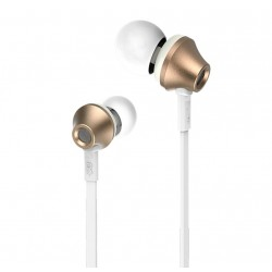 Casti In-Ear Cu Microfon Remax Steel RM-610D - Gold