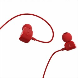 Casti In-Ear Cu Microfon Remax RM-502 Crazy Robot- Red