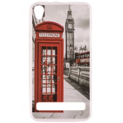 Husa Allview P6 Pro TPU - London