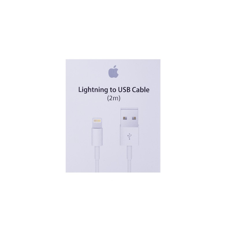 Cablu De Date Lightning Original Apple MD819ZM - Alb