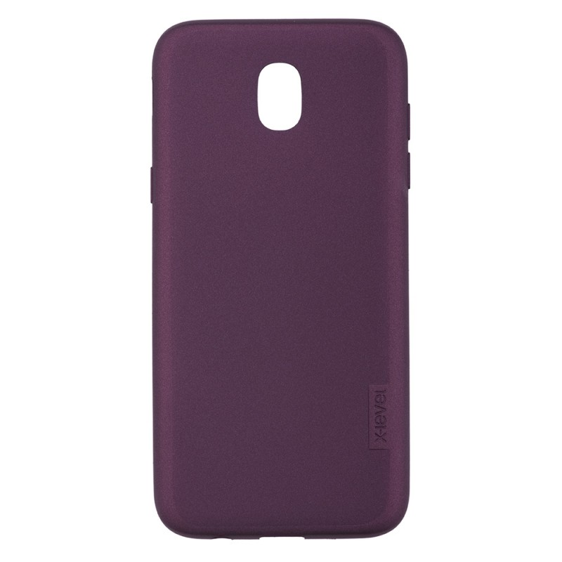 Husa Samsung Galaxy J5 2017 J530, Galaxy J5 Pro 2017 X-Level Guardian Full Back Cover - Purple
