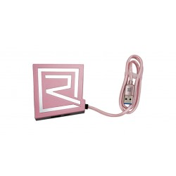 Hub Remax Rhyden RU-U7 - Rose Gold