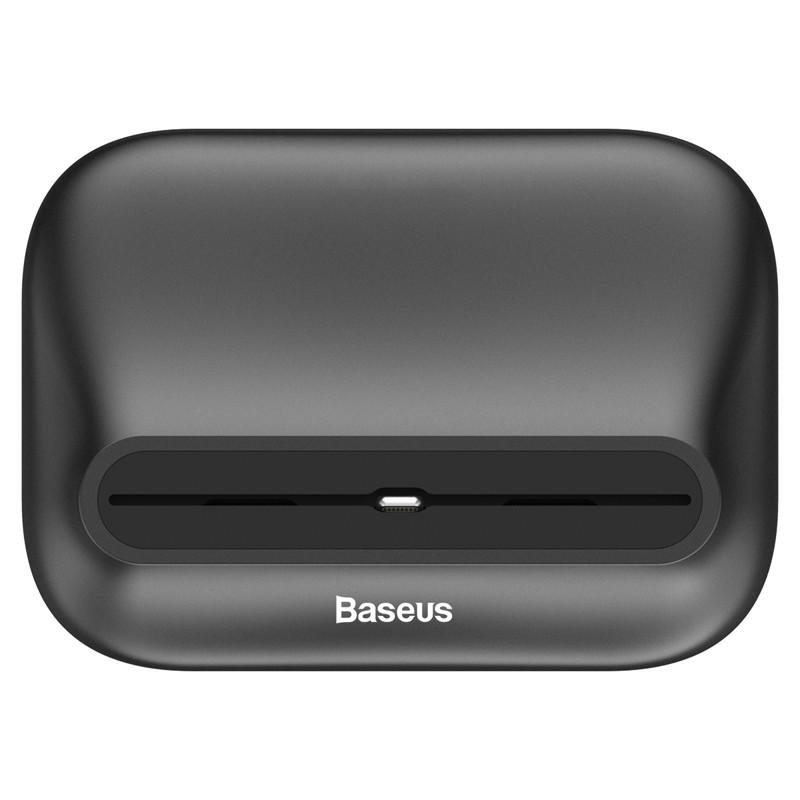 Incarcator Birou Pentru iPhone Baseus Little Volcano - Black