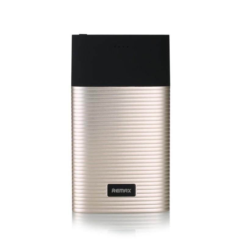 Acumulator extern 10000 mAh Remax Perfume RPP-27 - Auriu