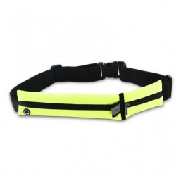 Husa Tip Curea Baseus Sports Pocket 5.5 inch - Verde