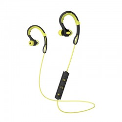 Casti In-Ear Bluetooth Cu Microfon Ikaku Beatles Series - Yellow