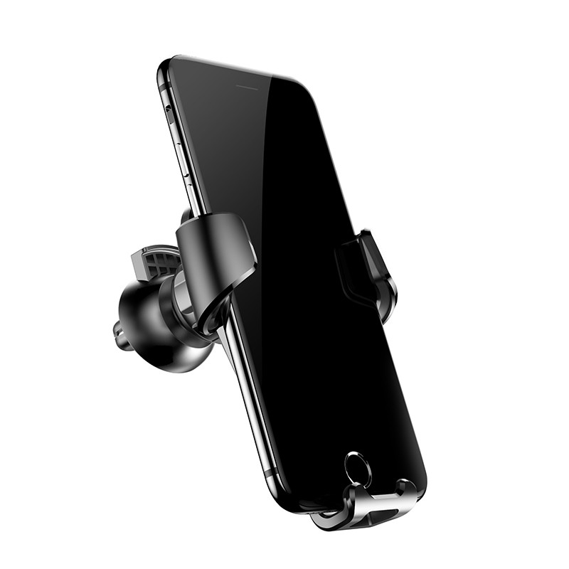 Suport Grila Ventilatie Baseus Gravity Series Pentru Telefon - SUYL-01 - Negru