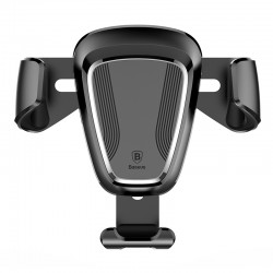 Suport Grila Ventilatie Baseus Gravity Series Pentru Telefon - Negru