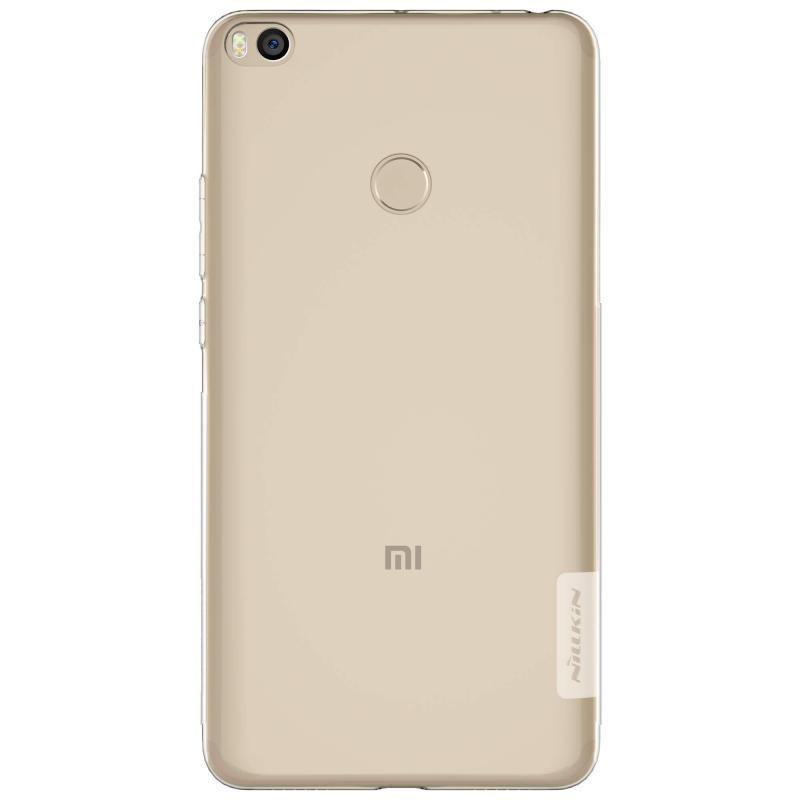 Husa Xiaomi Mi Max 2 Nillkin Nature UltraSlim Transparent
