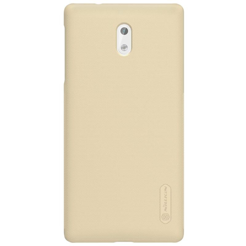 Husa Nokia 3 Nillkin Frosted Gold