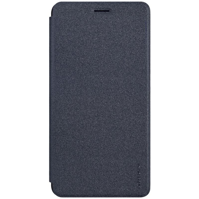 Husa Xiaomi Mi Max 2 Nillkin Sparkle Flip Gri