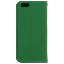 Husa Thermo Book Iphone SE, 5, 5S - Verde