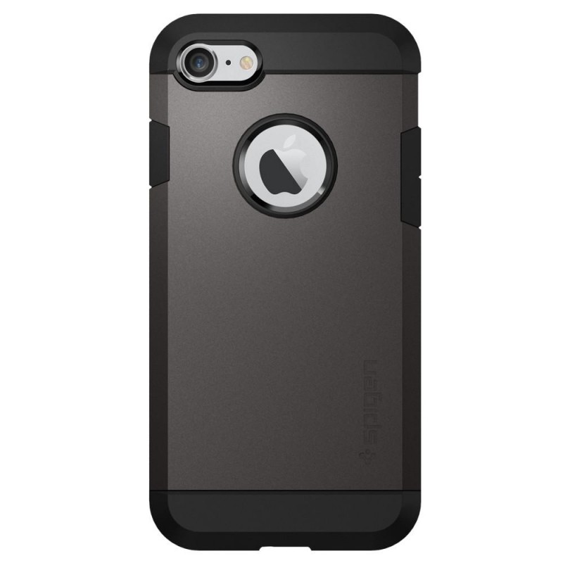 Bumper Spigen iPhone 7 Tough Armor - Gunmetal