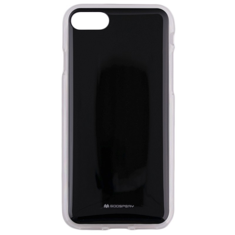 Husa iPhone 7 Mercury Hidden Card - Black