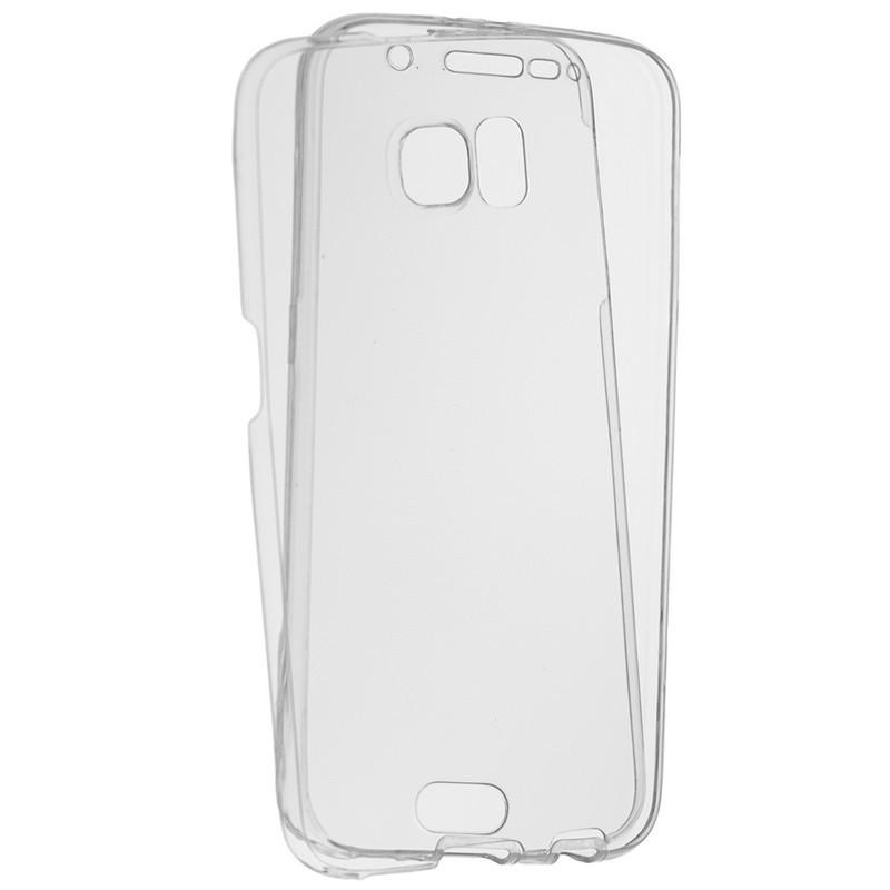 Husa Samsung Galaxy S6 G920 TPU UltraSlim 360 Transparent