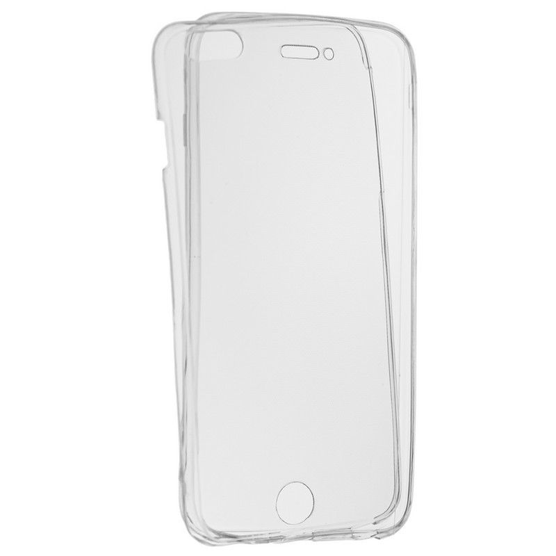 Husa iPhone 6, 6S TPU UltraSlim 360 Transparent