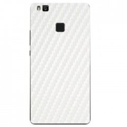 Folie Protectie Spate Huawei P8  - Carbon