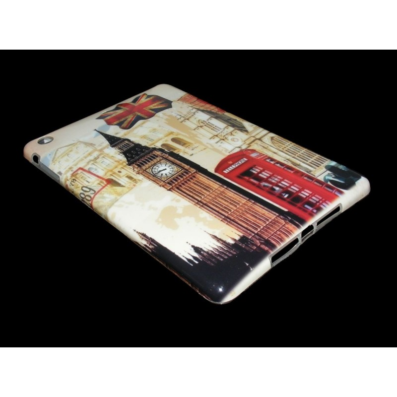 Husa Apple iPad Mini 1 / 2 Silicon Gel TPU Big Ben