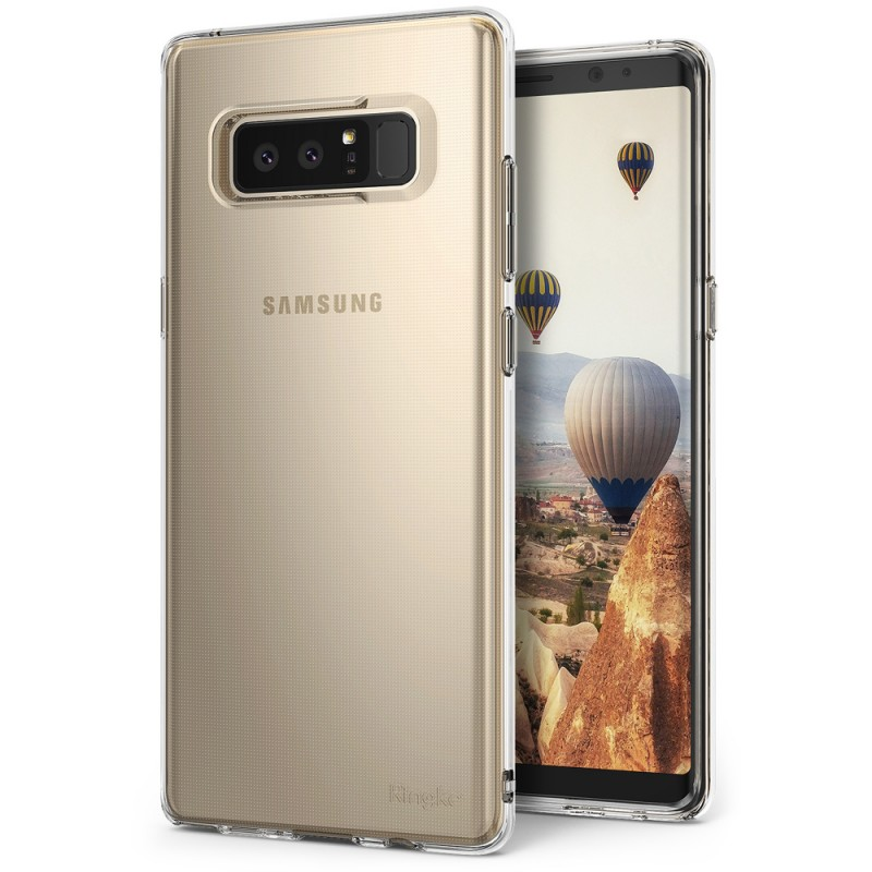 Husa Samsung Galaxy Note 8 Ringke Air - Clear
