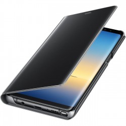Husa Originala Samsung Galaxy Note 8 Clear View Cover Negru
