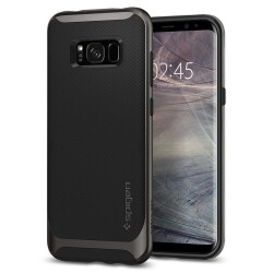 Bumper Spigen Samsung Galaxy S8 Neo Hybrid - Gunmetal