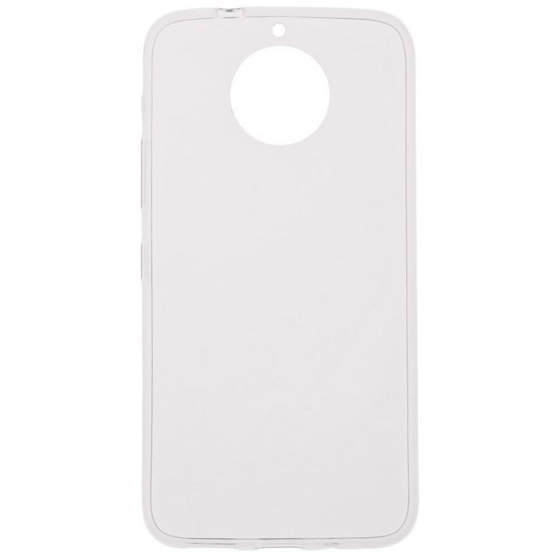 Husa Motorola Moto G6 Plus UltraSlim Transparent