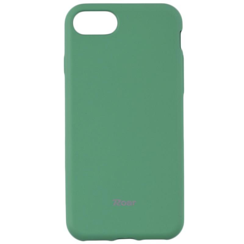 Husa iPhone 7 Roar Colorful Jelly Case Mint Mat