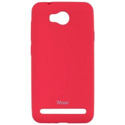 Husa Huawei Y3II, Y3 II, Y3 2 Roar Colorful Jelly Case Roz Mat