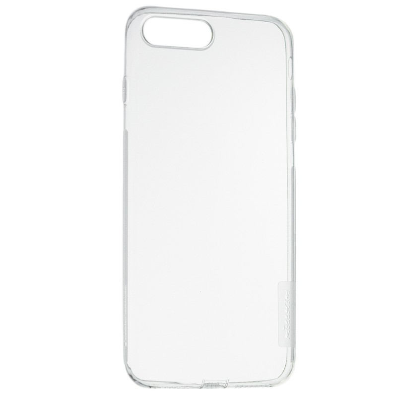 Husa Iphone 7 Plus Nillkin Nature UltraSlim Transparent