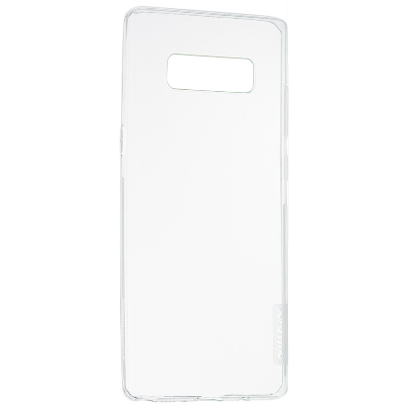 Husa Samsung Galaxy Note 8 Nillkin Nature UltraSlim Transparent