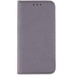 Husa Smart Book Samsung Galaxy S6 G920 Flip Gri