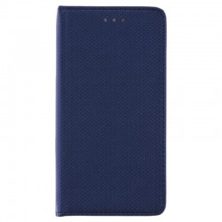 Husa Smart Book Samsung Galaxy S6 G920 Flip Albastra
