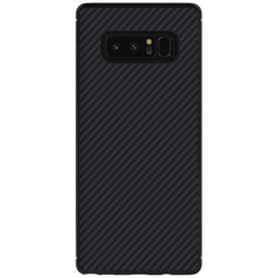 Husa Samsung Galaxy Note 8 Nillkin Synthetic Fiber - Black