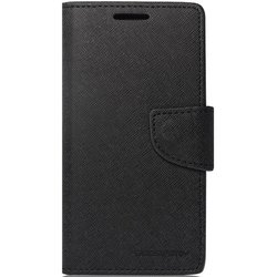 Husa iPhone 8 Plus Flip Negru MyFancy