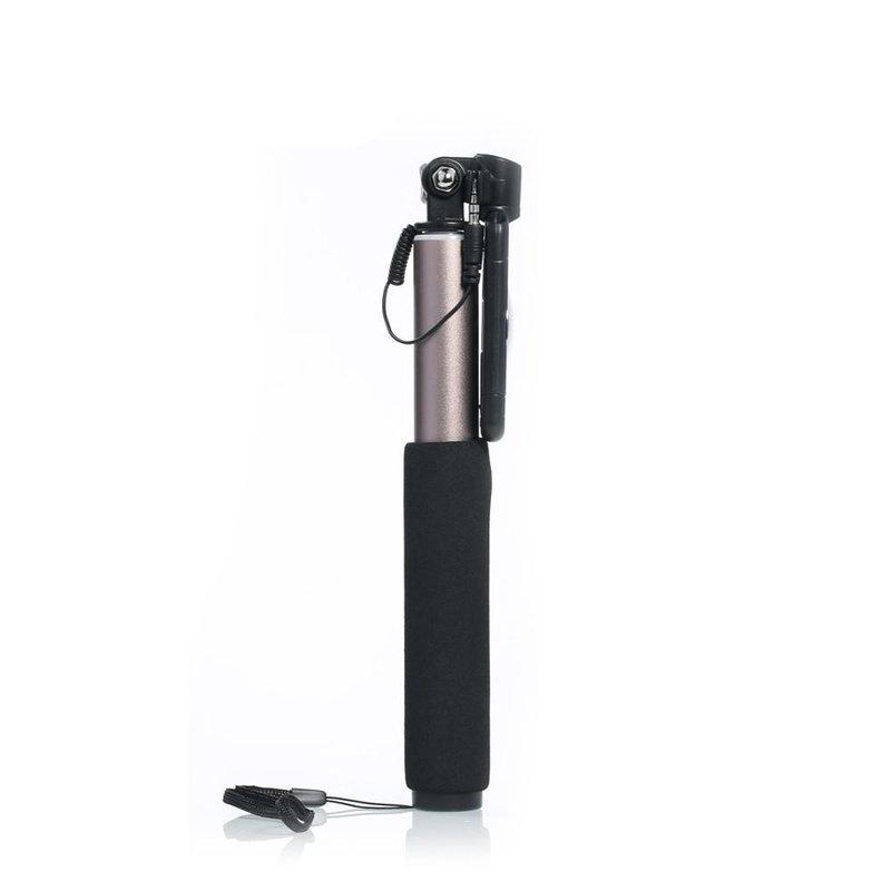 Suport Selfie Remax Mini P5 - Auriu