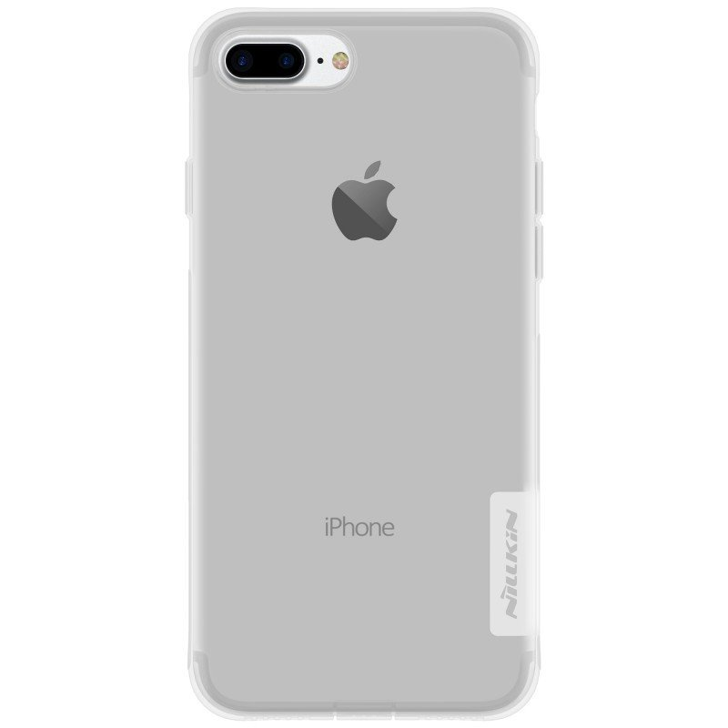 Husa Iphone 8 Plus Nillkin Nature UltraSlim Transparent