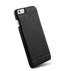 Bumper Apple iPhone 6 Plus, 6S Plus Pierre Cardin - Negru
