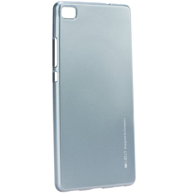 Husa Huawei P8 Mercury i-Jelly TPU - Grey