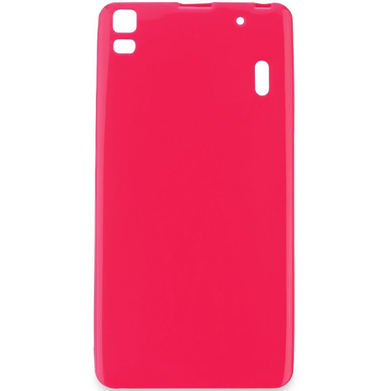 Husa Lenovo K3 Note A7000 Jelly Bright Pink