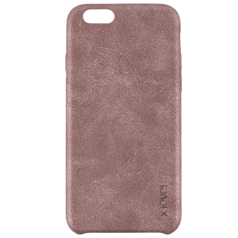 Husa  iPhone 6, 6S X-Level Vintage Classic Leather - Brown