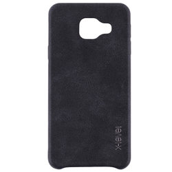 Husa Samsung Galaxy A3, 2016 A310 X-Level Vintage Classic Leather - Black